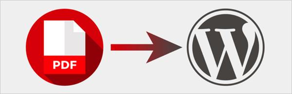 PDF 2 Post WordPress PDF plugin