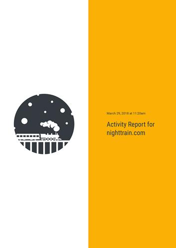 Reports - Sample PDF