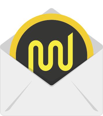 WPMUDEV envelope newsletter