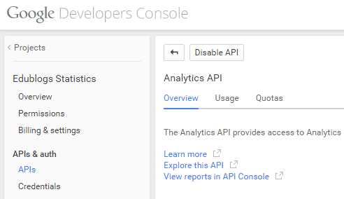 googledevelopersconsole