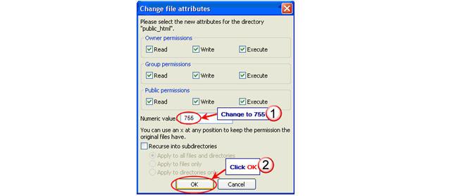 Image of changing attributes