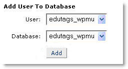 Image of database