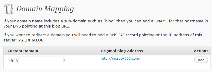"""Okay, so I first when under WordPress MU Domain Mapping and de-selected all  . /topic/multisite-subdirectory-domain-mapping-with-bluehost?replies=14"""">this."""