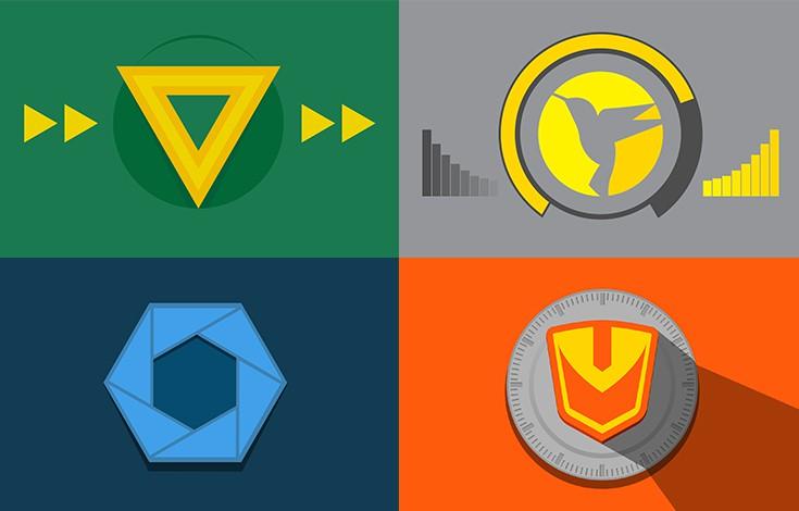 super-logos