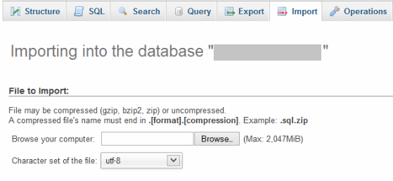popup-database-import