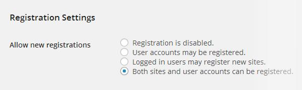 Register settins both