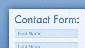 Contact Widget