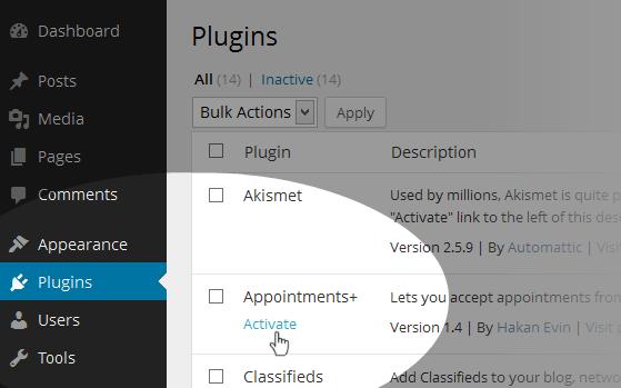 plugins-activate