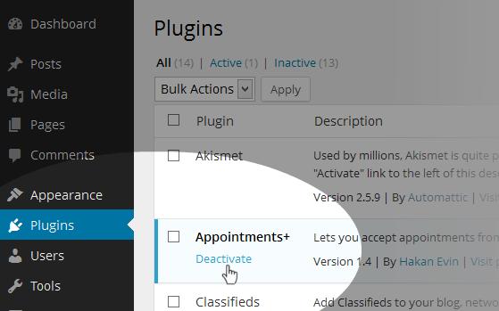 plugins-deactivate