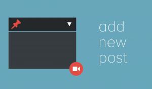 Adding New Posts