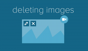 Deleting Images