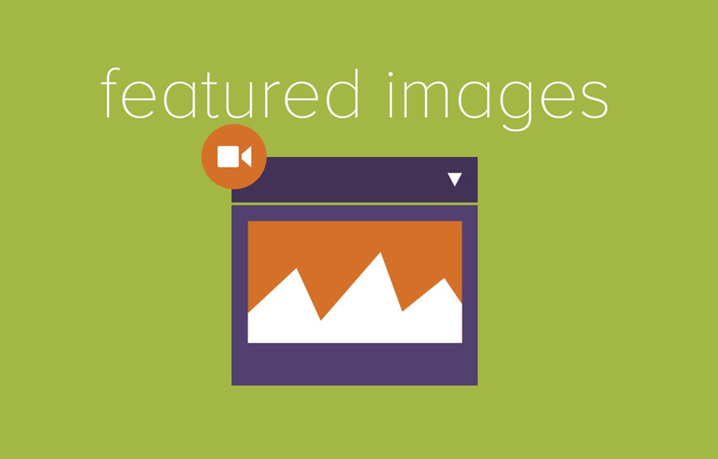 Set Featured Image | WPMU DEV