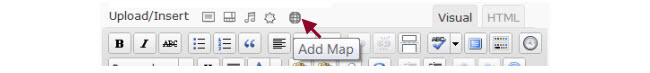 Add Maps icon