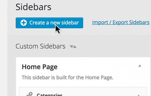 create-sidebar