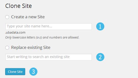 Cloner - Clone Site
