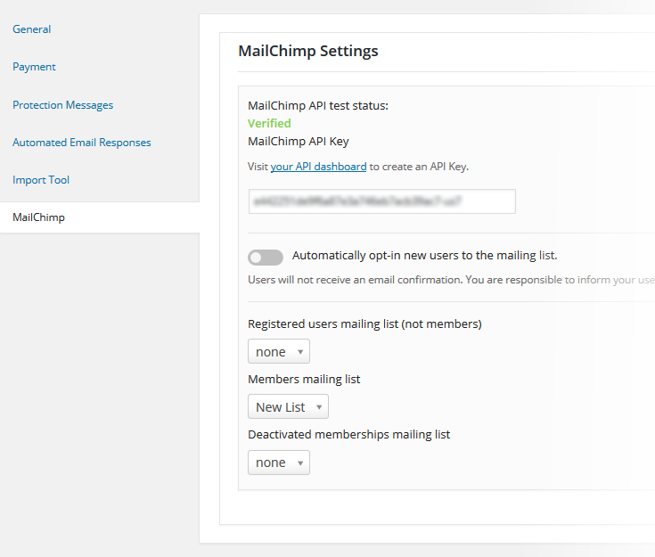 M2 MailChimp Integration