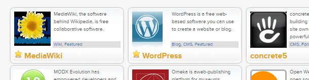 Install WordPress with one click