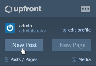 upfront_create_new_post_button