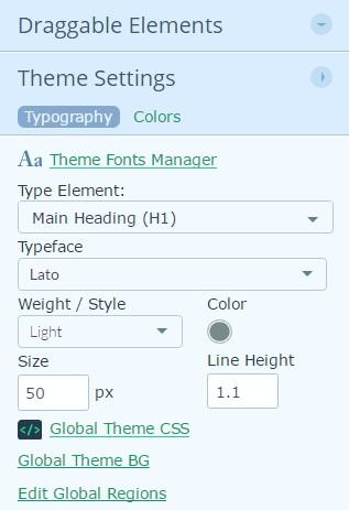 upfront_theme_settings