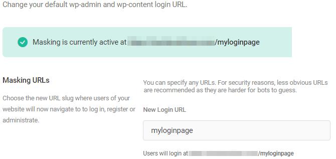 Login-slug-change