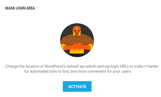Activate Mask Login feature in Defender