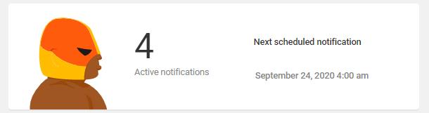 defender notifications overview