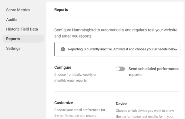 Hummingbird | WPMU DEV - Your All-in-One WordPress Platform