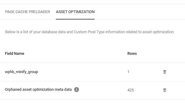 site health asset optimization