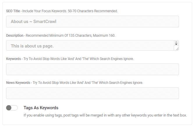 Edit-meta-single-page