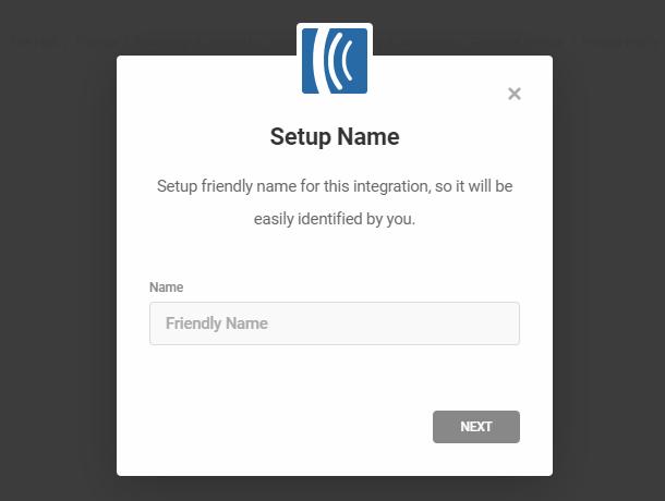 Set up name for Aweber integration in Forminator