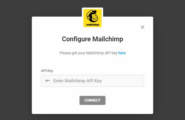 mailchimp-API-key