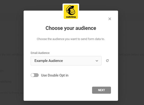 mailchimp-choose-your-audience