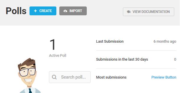 polls-dashboard