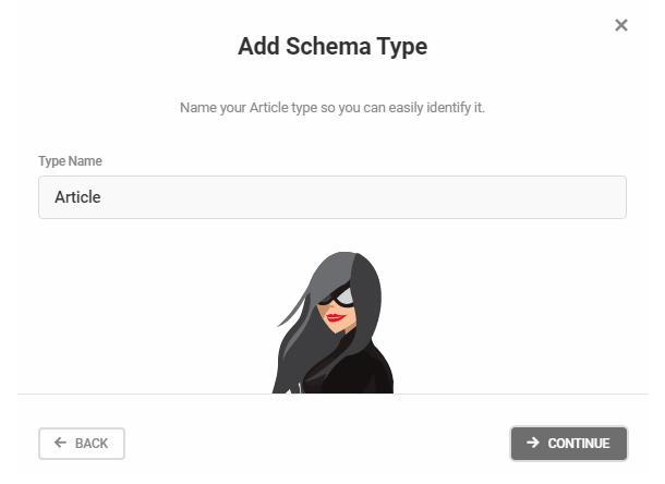 Name new schema type in SmartCrawl