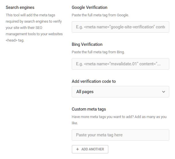 Add meta tags in SmartCrawl