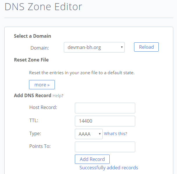 DNS and Domain Management | WPMU DEV - Your All-in-One