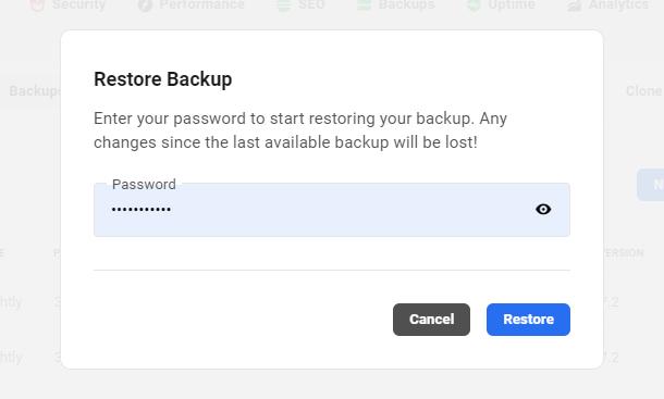 hosting-backups-restore-backup-password