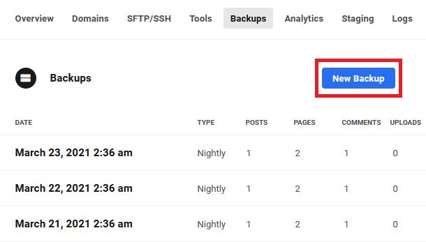 hosting-backups-new-backup