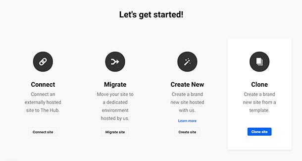 Clone a WPMU DEV website