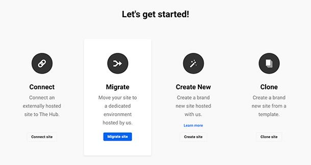 Automatic site migration option to WPMU DEV Hosting