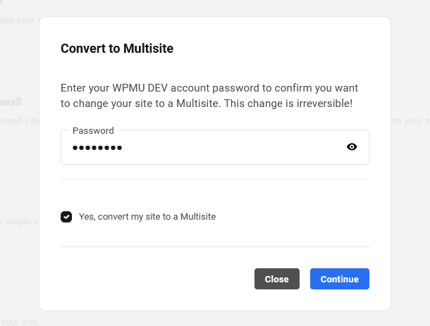 tools-multisite-confirmation