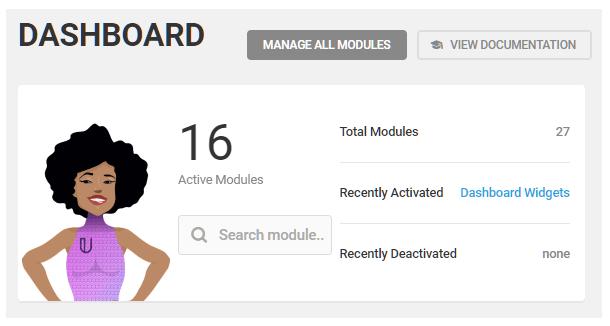 Branda-dashboard