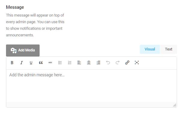 Branda-admin-message-edit