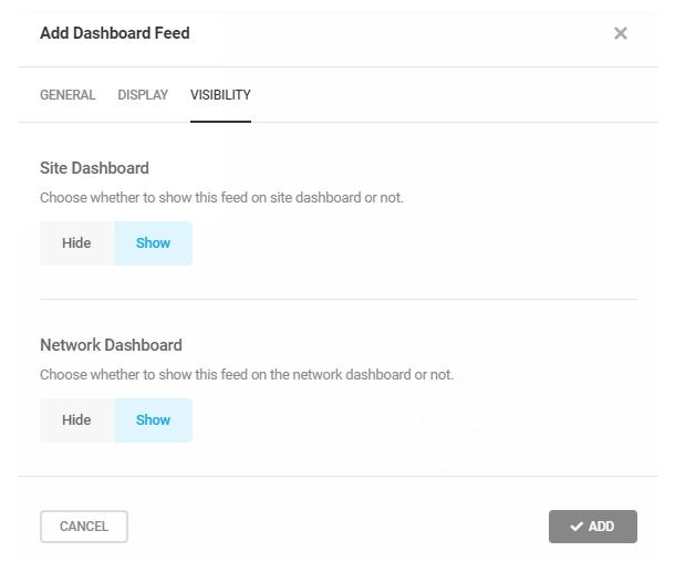 Branda-dashboard-feeds-visibility-options