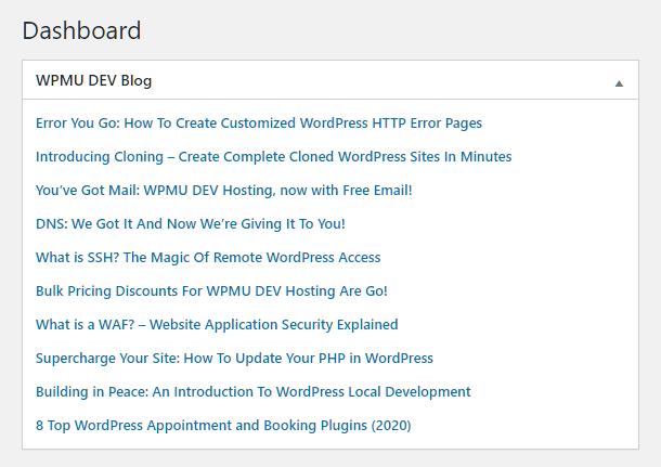 Branda-dashboard-feeds-example