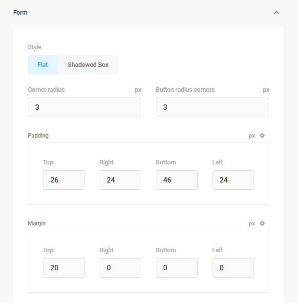 Branda-login-screen-form-design options