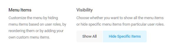 Branda-menu-items-visibility