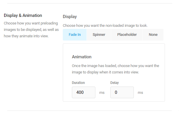 lazy load fade in animation