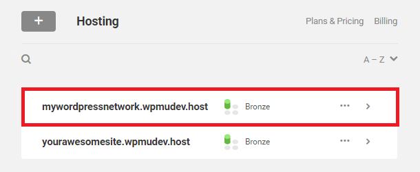 Open hosting overview