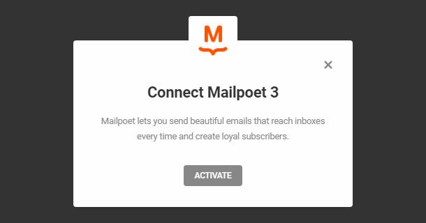 Mailpoet integration with Hustle